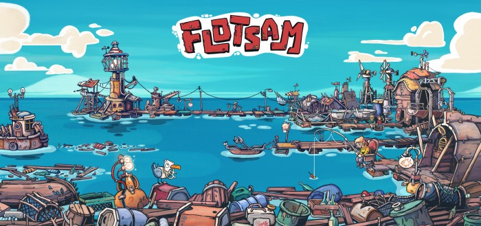 Flotsam Wallpaper