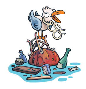 seagull creature flotsam