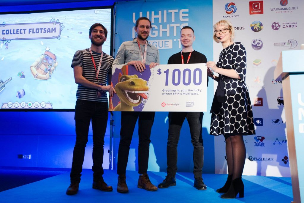 White Nights Game Design Award
