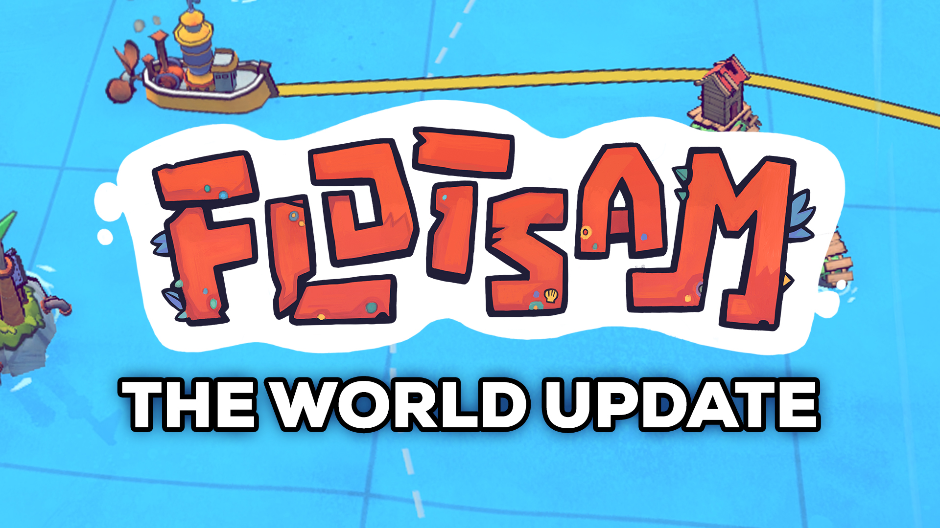 The World Update is out!